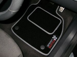 Blackgrey Sport Edition Car Mats To Fit Bmw Mini Roadster 2012