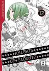 Knights of Sidonia 12 von Tsutomu Nihei (2015, Taschenbuch)