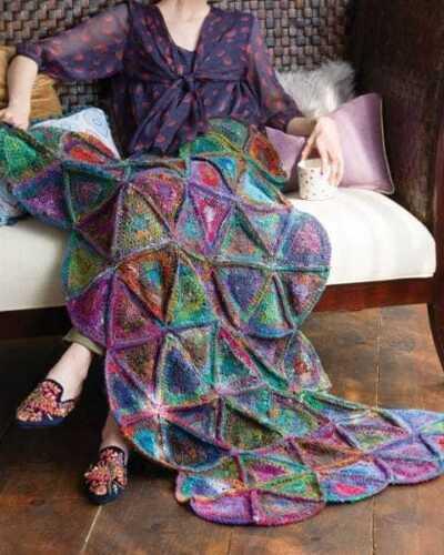 NORO wool yarn Nabari :Ito #13: