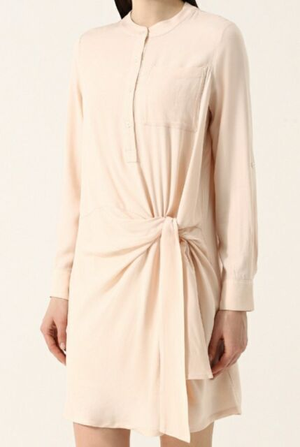 243716057f4 Frequently bought together. DKNY Womens Side Tie Roll Tab Shirt Dress ...