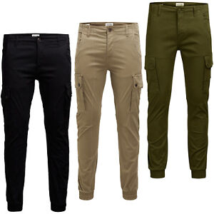 Jack \u0026 Jones Intelligence Pantalon Cargo