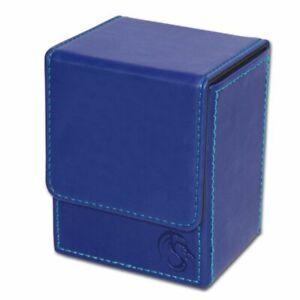1 BCW Deck Case LX YELLOW MTG CCG Pokemon Protector Storage Box