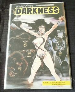 Soft-Cover-Comic-Book-From-the-Darkness-1-1990-Adventure-Comics-VF