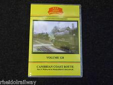 Welshpool, Machynlleth, Aberystwyth, Cambrian Coast Route Part 3 B&R Vol 128 DVD