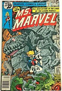 MS-MARVEL-21-FN-1978-MARVEL-BRONZE-AGE-COMICS