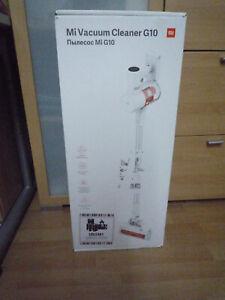 Xiaomi Mi Vacuum Cleaner G10 Handstaubsauer beutellos HEPA-Filter Weiß NEU / OVP