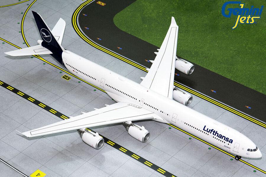 descuento de ventas en línea Gemini Jets 1 200 Lufthansa A340-600    Nuevos Colors  D-AIHI G2DLH797 En Stock  entrega de rayos