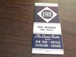 SEPTEMBER-1946-ERIE-RAILROAD-FORM-1-SYSTEM-PUBLIC-TIMETABLE