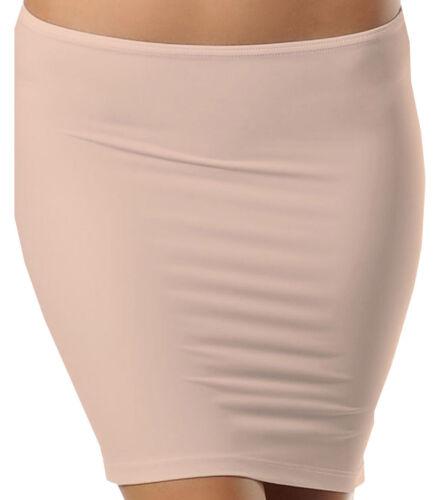 Damen Unterrock Kurz  Blickdicht  Jupon Mini Underskirt Doreanse Underwear