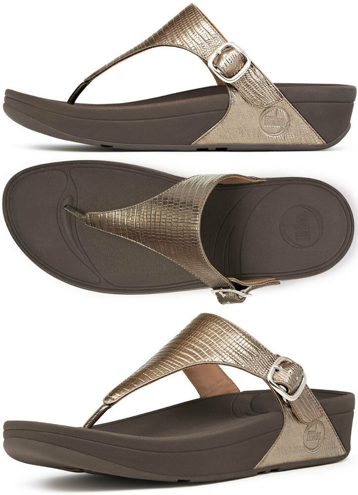 Womens Fly London Tram Low Wedge Summer Summer Summer Holiday Buckle Peep Toe Sandals 443c99