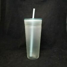 Starbucks Glass Baby Pink Marble Cold Cup 20 Oz Venti Tumbler New Rare 2017