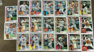 SILVER-PACK-Chrome-2019-TOPPS-UPDATE-BASEBALL-1984-INSERTS-YOU-PICK-COMPLETE-SET