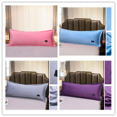 47/'/' 59/'/' High Quality Silk Pillowcase Case Body Pillow Protector Cover