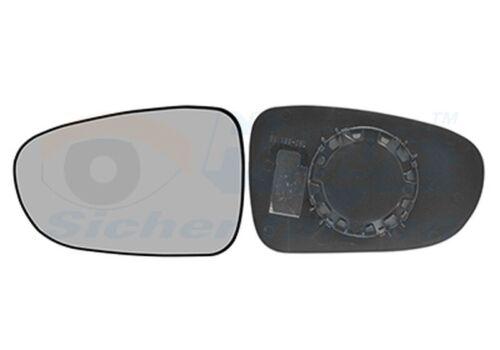 Hagus 1867831 para VW SEAT ford izquierda 7m8 Van Wezel cristal espejo exterior
