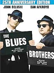 The Blues Brothers (DVD, 2005, 2-Disc Set, 25th Anniversary