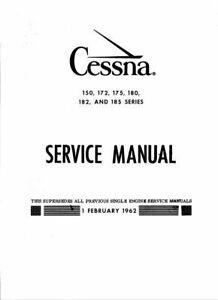 Cessna 182 Maintenance Manual