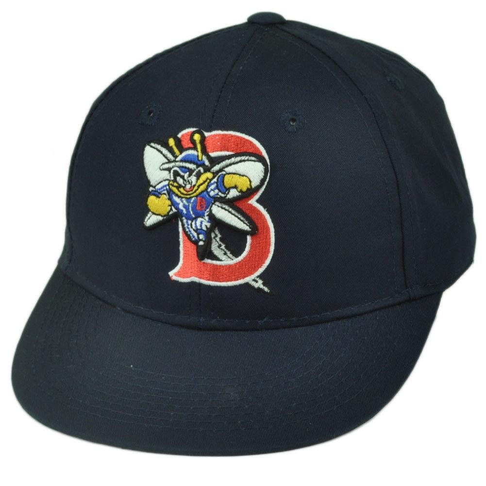 Milb Binghamton Mets Minor Minor Mets League Twill Jugendliche Set Of 15 Baseball Kappe a553b4