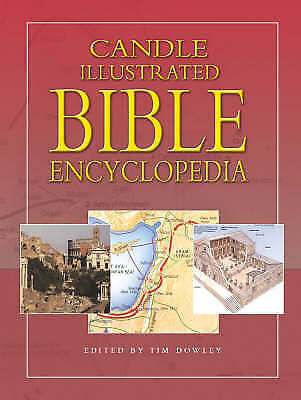 Dowley, Tim, Candle Illustrated Bible Encyclopedia, Very Good Book