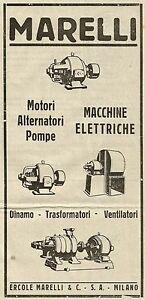 Risultati immagini per pubblicità motore elettrico