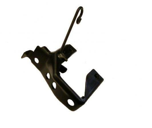 Supporto Post. Carena inferiore Sx OEM - Honda NSR 250 RRT  MC28 - 120 1996