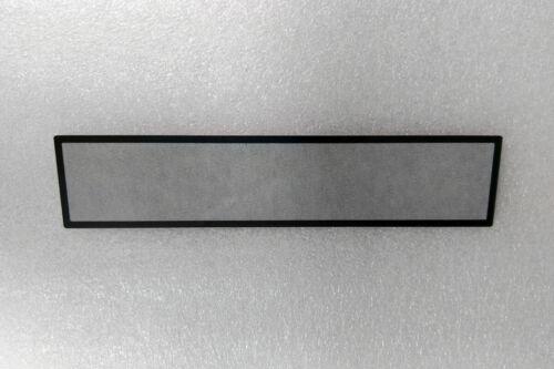 TAE 2002-2009 Lexus SC430 Climate Control Cover Anti-Glare LCD Screen Protector