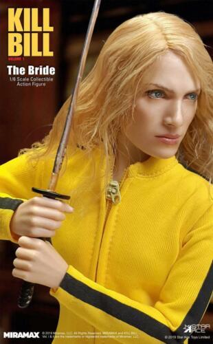STAR ACE Toys SA0039 Kill Bill Vol.1 The Bride Uma Thurman 1//6 Action Figure