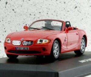 BMW Z4 - 2003 - red - Edison 1:43