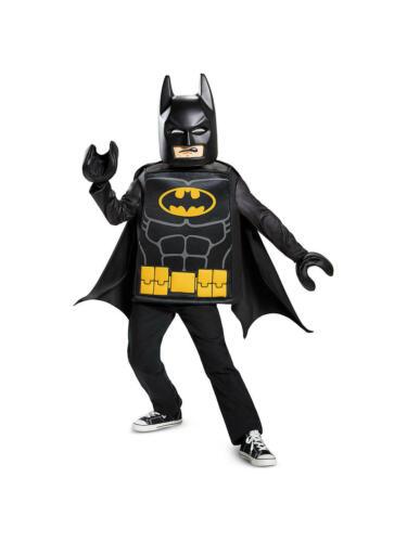 LEGO Batman Classic Piccolo 4-6 Anni Costume da bambino