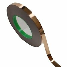 12 X 55 Yds12mmx50m Copper Foil Tape Emi Conductive Adhesive Ship From Usa