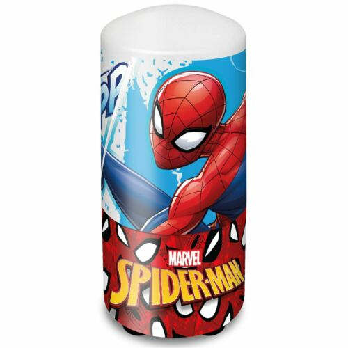 Spiderman Night Stand Lampe Éclairage DEL couleur changeante