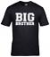 miniature 7 - Big Brother T-Shirt Kids Baby Grow Brother Outfit Tee Top