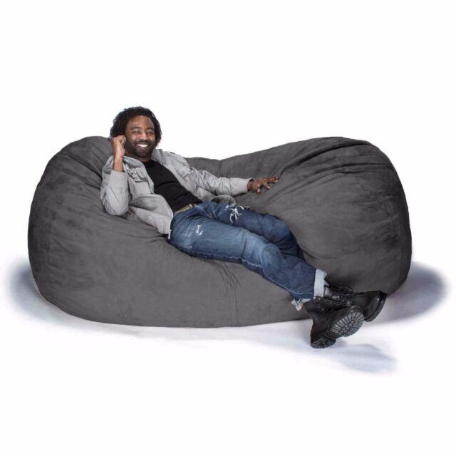 Ja 7 Ft Giant Bean Bag Sofa