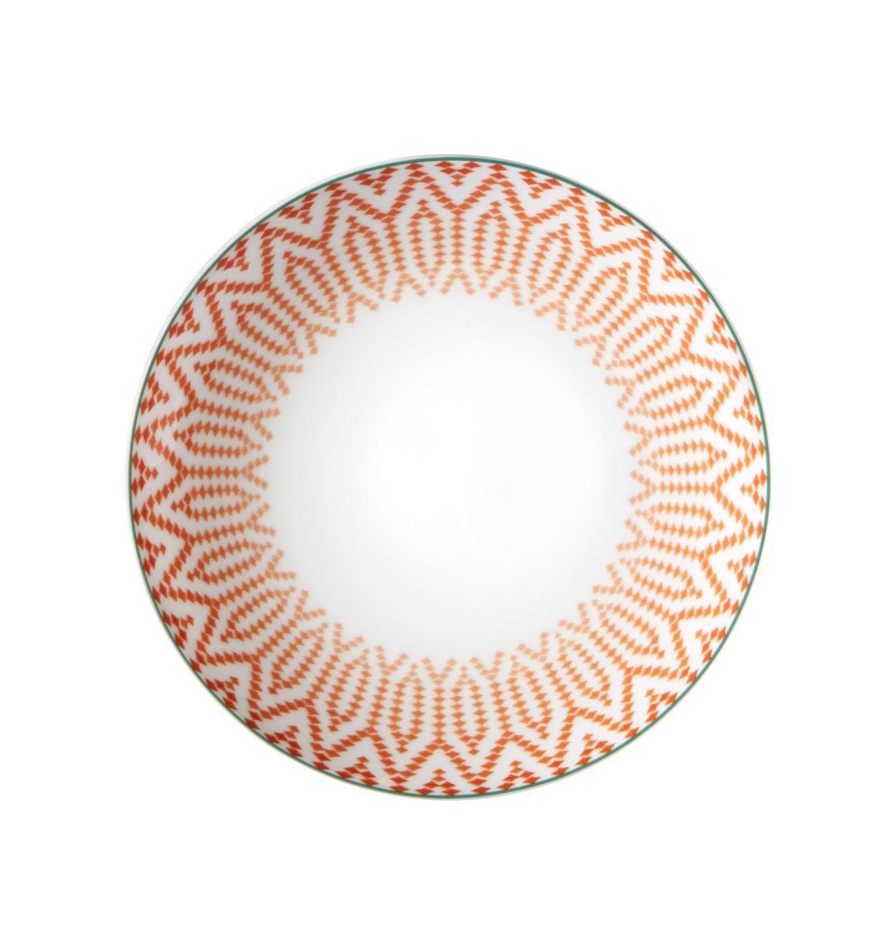 Vista Alegre Fidji Bread & Butter Plate-Lot de 8