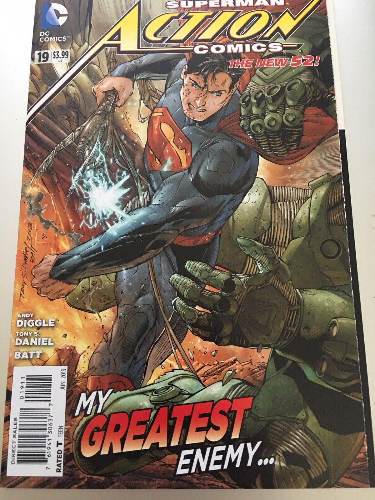 Superman Action Comics  #973 Variant Edition  D.C Comics CB14518
