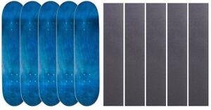 Cal-7-Maple-Skateboard-Deck-Multi-Color-7-75-034-8-034-8-25-034-8-5-034-w-Grip-Tape-5-Pack