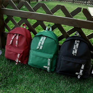 NEW-Backpack-Oxford-Cloth-Canvas-Students-Bag-Large-Capacity-Schoolbag