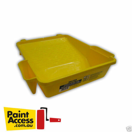 Paint Bucket Uni-Pro 230mm Roller tray with Paint brush holders