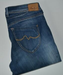 Pepe Jeans Womens Jeans Blue