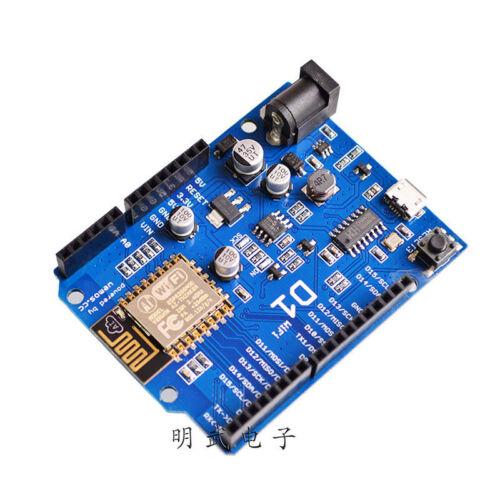 OTA WeMos D1 CH340 WiFi Arduino UNO R3 Development Board ESP8266 ESP-12E Kit