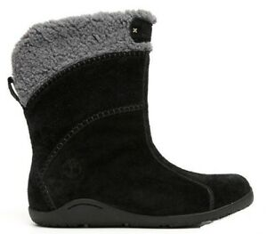 Détails sur Chaussures femme Timberland Avebury Bottines Femmes Bottes Taille UK 8 avec L En Daim Noir EU 41.5 afficher le titre d'origine