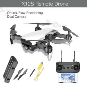 Drone-HD-Dual-Camera-1080P-640P-X12S-WiFi-RC-Quadcopter-Follow-Me-Altitude-Hold