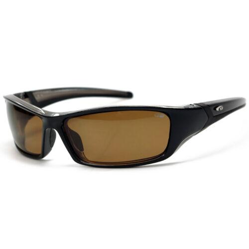 Radbrille braun kristall polarisierende Sonnenbrille Damen Sportbrille