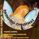 Thomas Gabriel: Swinging Christmas by Thomas Gabriel Trio (CD, Oct-2003, MDG)