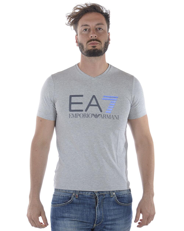 Emporio Armani EA7 T hemd schweißhemd Man grau 3ZPT34PJ20Z 3904 Sz L MAKE OFFER