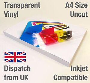 Transparent-VINYL-INKJET-Print-Glossy-Self-Adhesive-Sticker-Decals-Event-Label