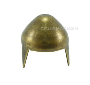 Free-Shipping-50pcs-10mm-Brass-US77-CONE-Studs-Nailheads-Spots-Conical-S062