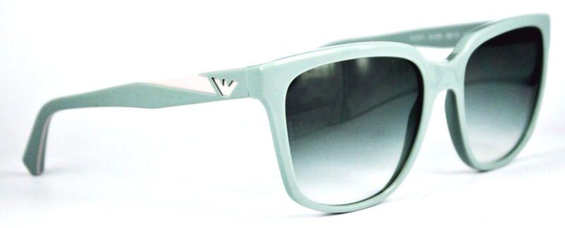 Der GüNstigste Preis Emporio Armani Damen Sonnenbrille Ea4070 5512/8e 55mm Grün Weiß 397(60)