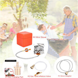 3500W-Portable-Outdoor-Picnic-Gas-Burner-Foldable-Camping-Mini-Steel-Stove-Case