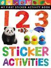 123 Sticker Activities by Little Tiger Press (Novelty book, 2014)