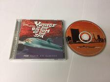 P. SAWTELL B. SHEFTER -VOYAGE TO THE BOTTOM OF THE SEA FSM OST CD LTD 3000